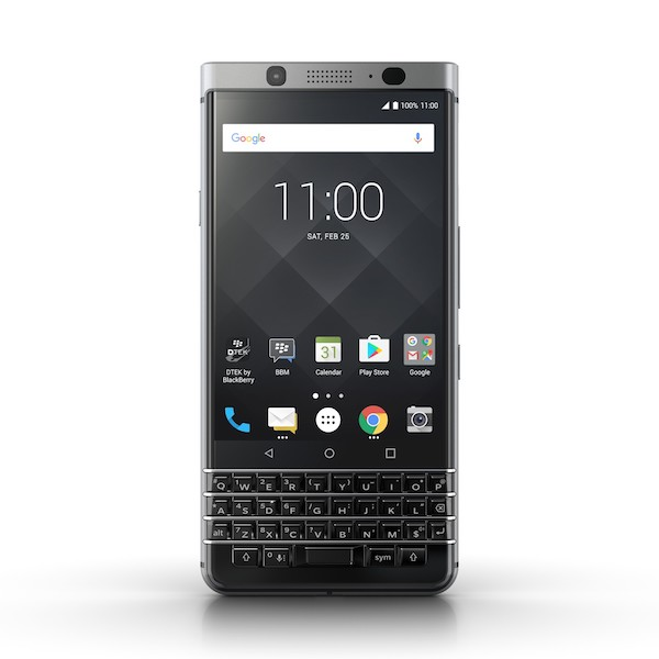 BlackBerry KEYone 32 GB, Streiborna (QWERTY)