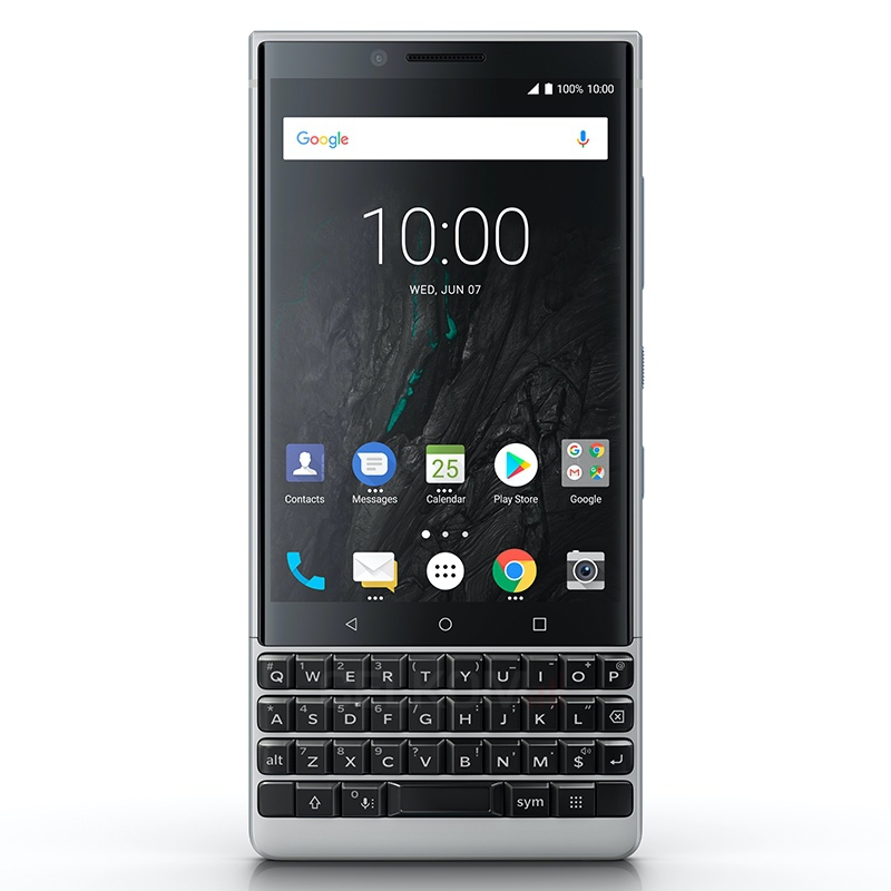BlackBerry KEY2 64GB, Streiborna (QWERTY)