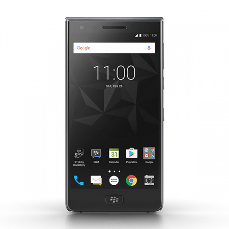 BlackBerry Motion 32 GB, Čierna