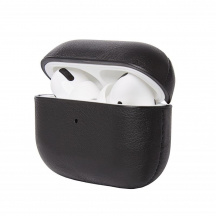 Pouzdro pro Apple AirPods Pro Decoded AirCase, Čierna