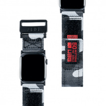 Nylonový remienok UAG Active Strap pre Apple Watch Series 42/44 mm, Camo