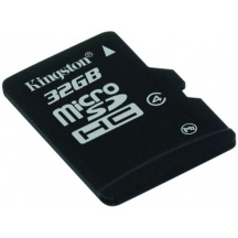 Pamäťová karta 32 GB Kingston microSDHC, Class 4