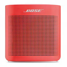 Bezdrôtový Bluetooth Reproduktor Bose SoundLink Color II, Coral Red