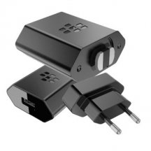 Originálná nabíjačka BlackBerry Rapid Travel Charger EU – Qualcomm Quick Charge 2.0 (ACC-62455-001)