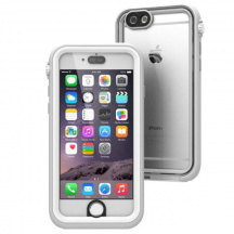 Vodotesné Puzdro Catalyst Waterproof Case pre iPhone 6/6s (CATIPHO6SWHT), Bielá
