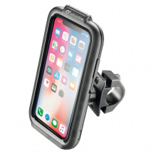CellularLine Športové puzdro na bicykel motocykel CellularLine Interphone  iCase Holder pre Apple iPhone X XS 5b29a416486