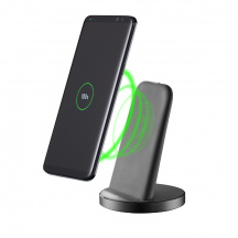 Bezdrôtová nabíjačka Cellularline Wireless Fast Charger, Qi standard