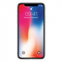 Apple iPhone X 256 GB, Vesmírne šedá
