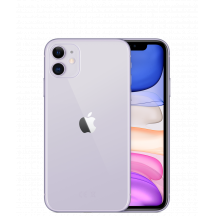 Apple iPhone 11 64GB, Fialová