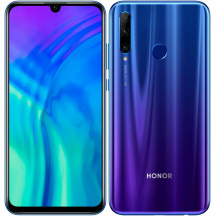 HONOR 20 Lite 4GB/128GB, Modrá